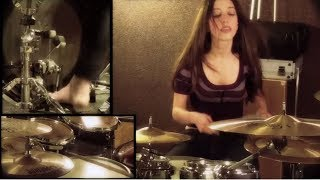 Download TOOL - ÆNEMA - DRUM COVER BY MEYTAL COHEN (Take 2) Mp3 and Videos