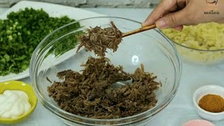 Aisi Kabab Ke Aap Kahengay Wah Lajawaab | Special Dip | Aloo Mayo Boti Kabab by Cooking with Benazir