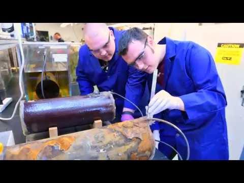UA Corrosion Engineering: NCERCAMP