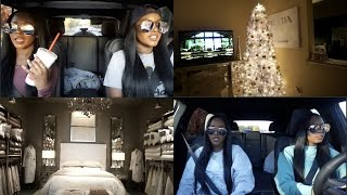 One of GlamTwinzTV's most viewed videos: Christmas Decor Shopping, Putting up the Tree, & Restoration Hardware