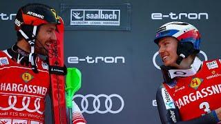 Alpesisí-vk: Hirscher nyerte a szlalomot Saalbachban