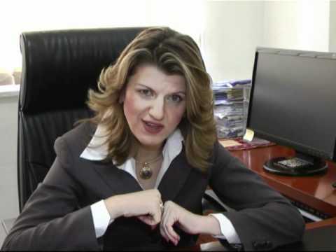 Attorney at law Svetlana Greenfield. Israel