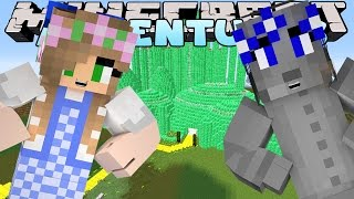 Minecraft Little Kelly Adventures GOING TO MEET THE WIZARD OF OZ w Little Carly