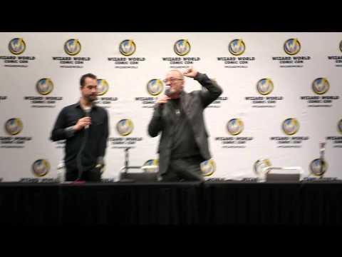 Robert Englund Q&A at Comic Con
