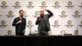 Robert Englund Q&A at Comic Con