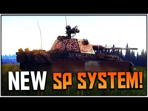 NEW SP SYSTEM!!! (War Thunder SB Gameplay)