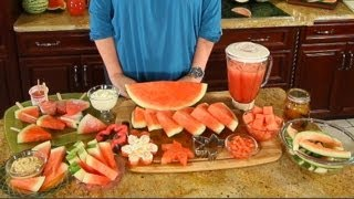 Tips For Using The Whole Watermelon