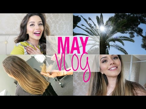Cannes Film Festival, BeautyCon London 2015 & hair cuts! | Kaushal Beauty Vlog