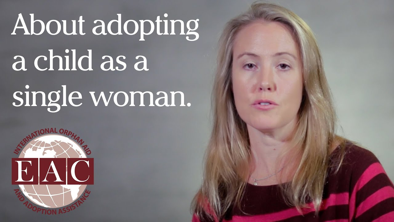 Can Single Women Adopt Children?