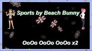 ﹝Sports by Beach Bunny﹞[Backtrack w/ ukulele & lyrics]