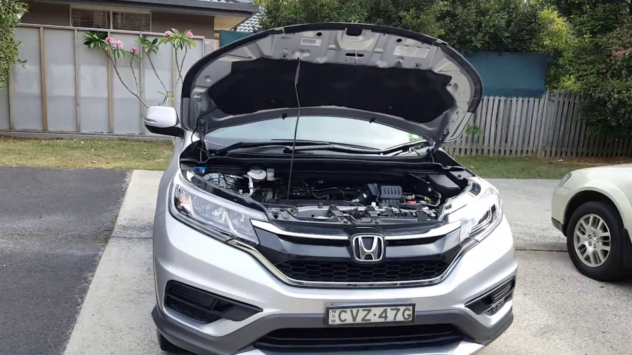Car Detailing Finished Product2014 Honda CRVFull Detail