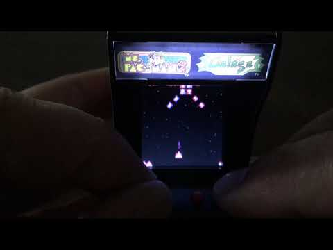 Tiny Arcade Ms. Pac Man/Galaga /Hidden Game?!? Review