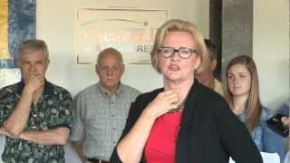 Claire McCaskill Hosts Campaign Office Opening in Kansas City - video by Jerry Schmidt
