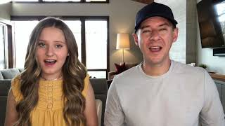 Father Daughter Duet - Beauty and the Beast - Disney Cover