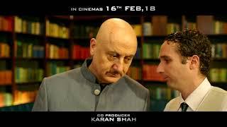 Aiyaary Poem | Anupam Kher | Aiyaary- A Neeraj Pandey Film | Releases 16th February 2018