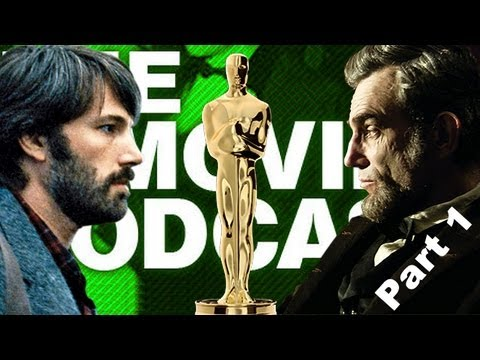 Oscar Predictions 2013: PART 1 of 2 (B-Movies Podcast Presents)