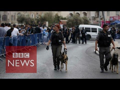 Israelis And Palestinians Injured In New Stabbing Attacks - BBC News