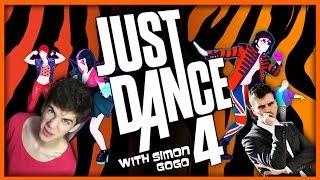 Just Dance 4 - [Cinnamon Challenge] w/Simon