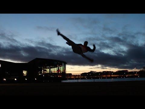 City Lights of Helsinki (TRICKING)