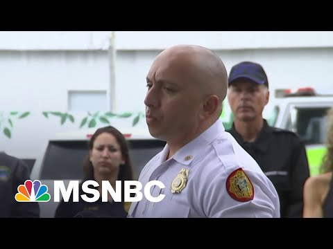 Officials: 35 People Rescued From Partial Building Collapse   MSNBC