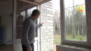 видео Стеновые блоки с утеплителем