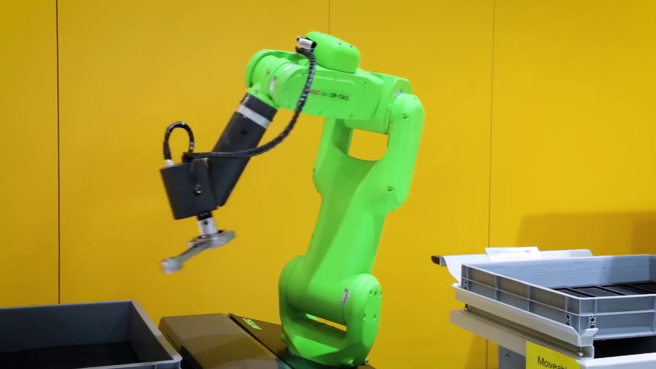 £19 million investment in World Class facility at FANUC UK