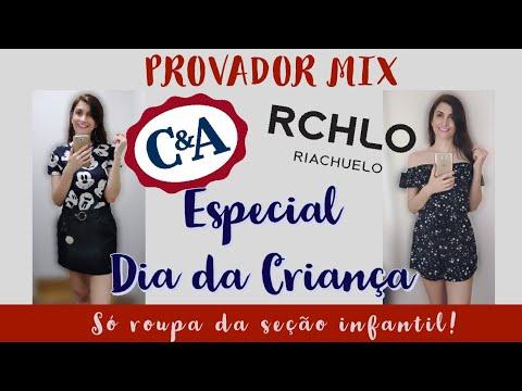 provador-mix-cea-e-riachuelo---roupas-da-seção-infantil---especial-dia-da-criança-|-lailissima