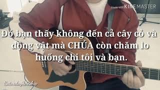 Bài Hát: Đừng lo lắng - sáng tác: Ka Jiu (acoustic version by Huỳnh Hiếu)