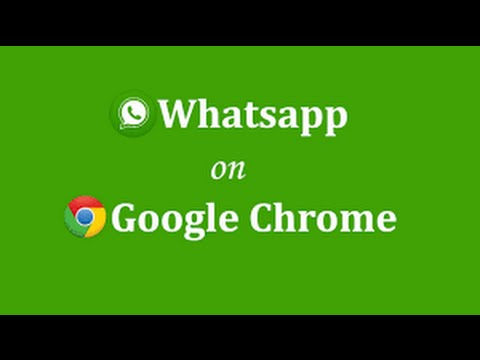 How To Open Whatsapp in Google Chrome- Chat and Share directly from computer  TechSayyer
