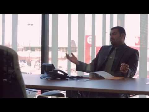The Job Interview - The Agency Intro