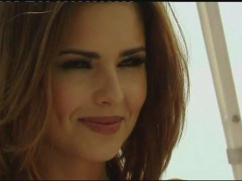 Cheryl Cole flies to Afghanistan