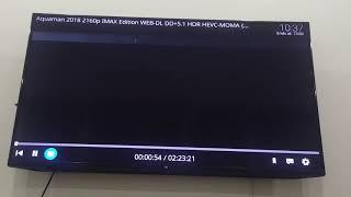 Có xem được phim 4k online qua kodi bằng tivi xiaomi tv4/4a/4x/4c/4s