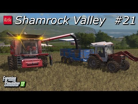 Farming Simulator 2017 Let´s play Shamrock Valley #21 thumbnail