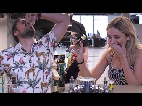 Barstool Sports Tastes The Worst Alcohol In America (Malört) — Lowering The Bar