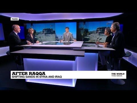 The World This Week: Raqqa, Kirkuk, Xi Jinping, Malta, #balancetonporc