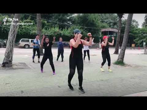 Download Aerobic Basic-Steps Stlye VK,Dance on the beach Pattaya Thailand