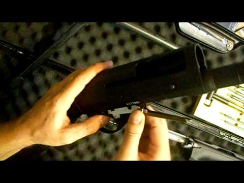 Benelli M2 / Stoeger M2000 Shotgun TakeDown & Re-Assembly