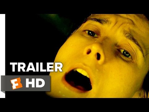 The Chamber  Official Trailer 1 (2017) - Christian Hillborg Movie