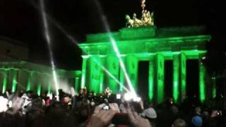 Download Sunday bloody Sunday - U2 feat. Jay-Z (Live in Berlin, Brandenburger Tor) MP3 song and Music Video