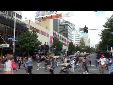 AUCKLAND CITY NEW ZEALAND- 13/5/2016