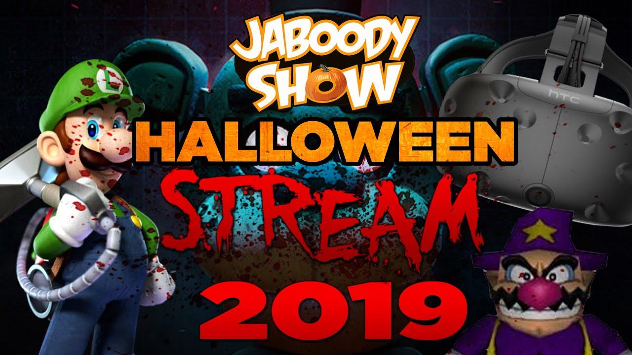halloween 2019 stream