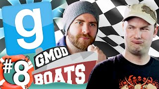 GMod Boats #8 - Race Time! (Garry's Mod)