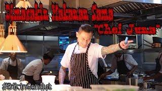 [FOOD VLOG #001] - DI MASAKIN MAKANAN SAMA