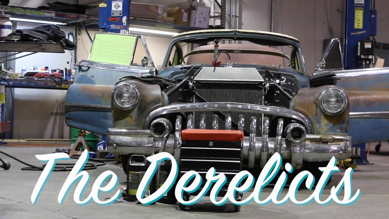 The ICON Derelicts | Bringing Classic Cars Into the Modern Age ...