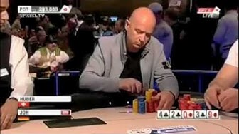 Überfall auf das Pokerturnier in Berlin