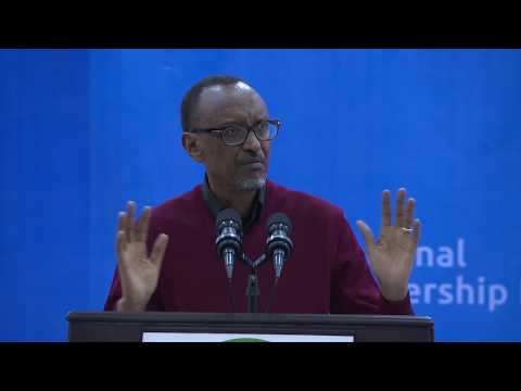 President Kagame speaks at the opening of the 15th Umwiherero   National Leadership Retreat.