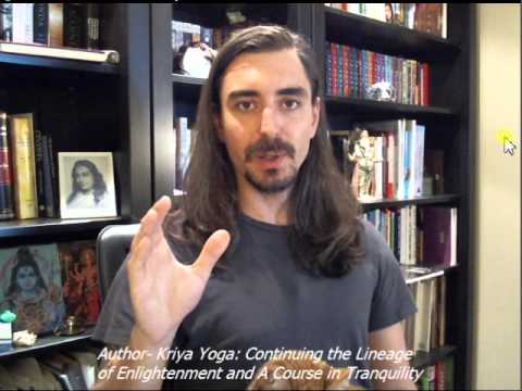 Pratyahara - Kriya Yoga Practice for June - Internalizing Attention