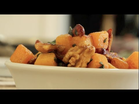 Roasted Butternut Squash-How to and Recipe   Byron Talbott