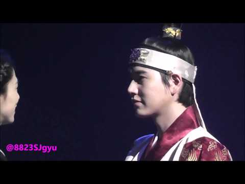 140204 The Moon That Embraces The Sun Kyuhyun 3 해를품은달