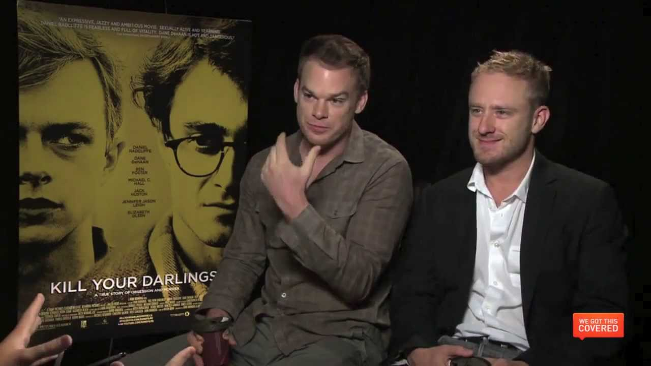 Kill Your Darlings Interview With Michael C. Hall, Ben ...